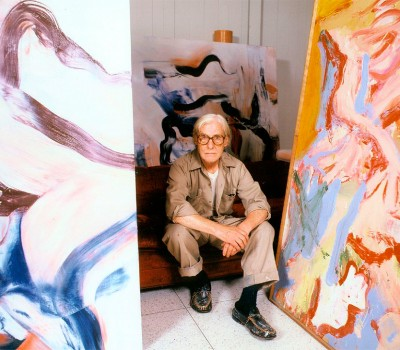 Exposures: de Kooning
